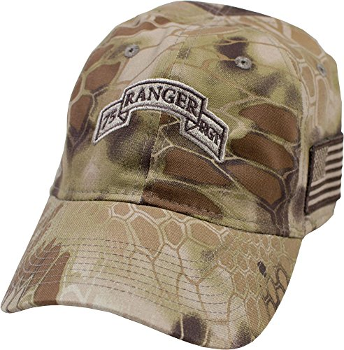 cdc4b7c6f Military Shirts U.S. Army 75th Ranger Regiment Kryptek Camo Cap
