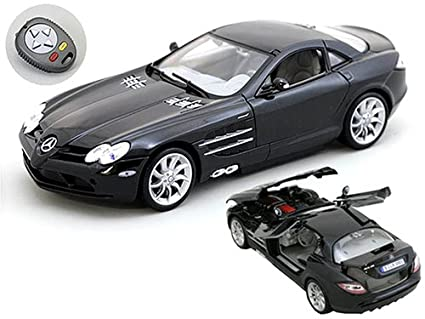 Maisto 1:18 Scale Metallic Grey Mercedes-Benz SLR McLaren Sonstige