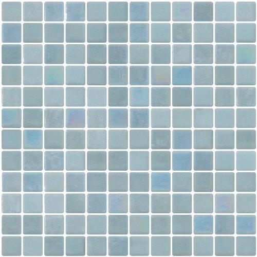 Susan Jablon Mosaics - 1 Inch Sky Blue Glow in the Dark R...