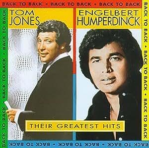Tom Jones Engelbert Humperdinck Their Greatest Hits