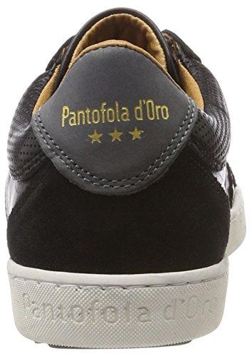 Uomo Baskets Black Pantofola Homme Savio Noir 25y Low d'Oro EFSxw7anqH