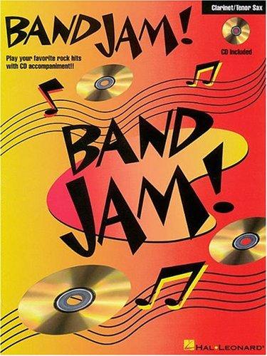 Band Jam! Clarinet/Tenor Sax (Book & CD)