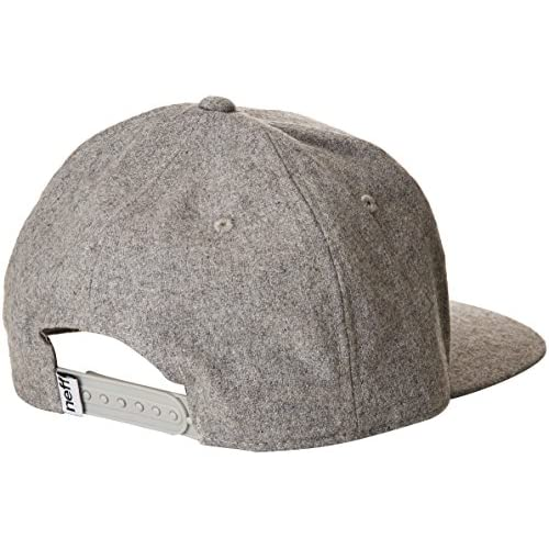 Neff QS12305, Visera Unisex Adulto, Gris (Grey), U