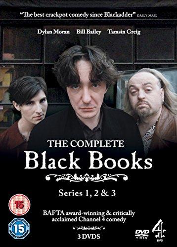 Buy now Black Books (Complete