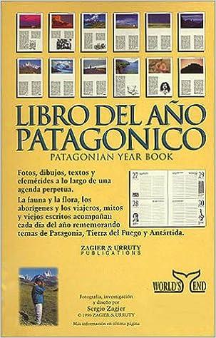 Libro del Año Patagonico - Agenda Perpetua (Perpetual Diary ...