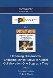 PDToolKit -- Access Card -- for Flattening Classrooms, Engaging Minds: Move to Global Collaboration One Step at a Time (PD Toolkit (Access Codes))