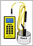 Phase II+, RUGGED Metal Body Portable Hardness Tester, #PHT-2100