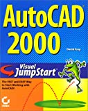 img - for AutoCAD 2000 Visual Jumpstart book / textbook / text book