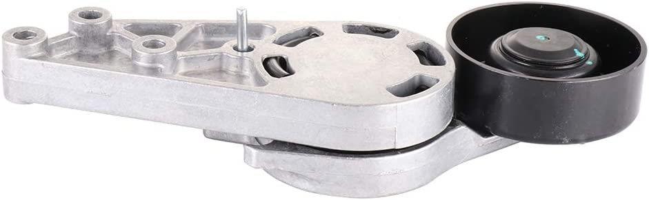 ROADFAR Belt Tensioner Pulley Assembly Compatible for 2002-2009 Audi A4 2002-2009 Audi A4 Quattro