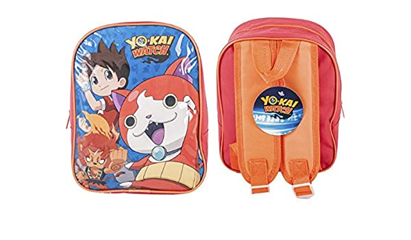Yo-kai Watch - Bolso Azul azul 1: Amazon.es: Equipaje