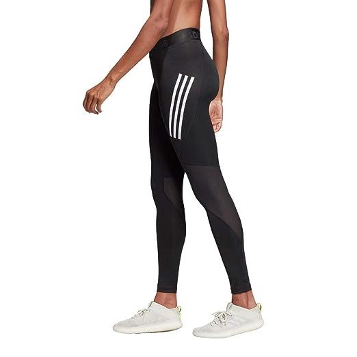 5a0a4fbc81cf2 adidas Women's Alphaskin Sport 3-stripes Long Tights: Amazon.co.uk: Sports  & Outdoors