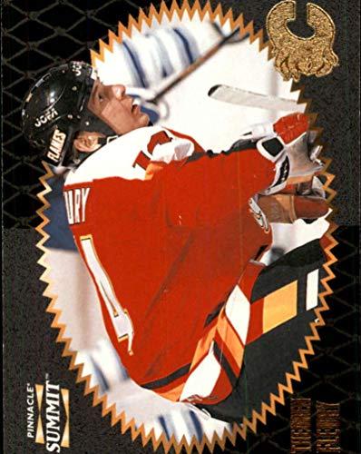 1996-97 Pinnacle Summit Calgary Flames Team Set 6 Cards Fleury