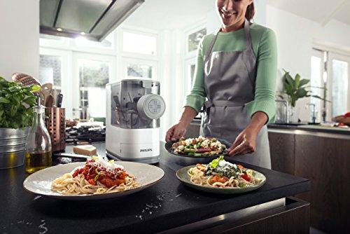 514Ea26OHeL - Philips Pasta Maker - HR2357/05 (Certified Refurbished)