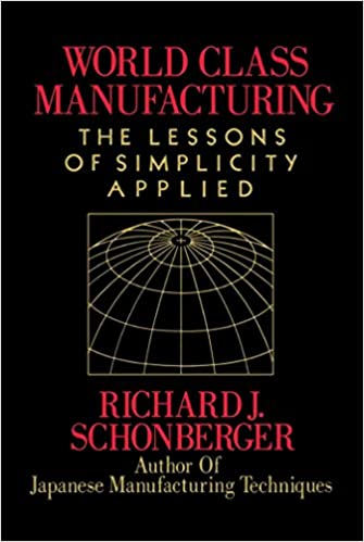 World Class Manufacturing: Amazon.es: Richard J. Schonberger: Libros en idiomas extranjeros