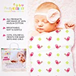 3-Pack-Soft-Breathable-Baby-Swaddle-for-Deeper-Sleep-Cute-Pink-Durable-Receiving-Swaddling-Blankets-Calms-Cranky-Newborn-Girls-A-Baby-Shower-Gifts-Holiday-Gifts