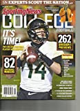SPORTING NEWS, 2014 COLLEGE FOOTBALL PREVIEW (262 DIVISION 1 PREVIEWS)