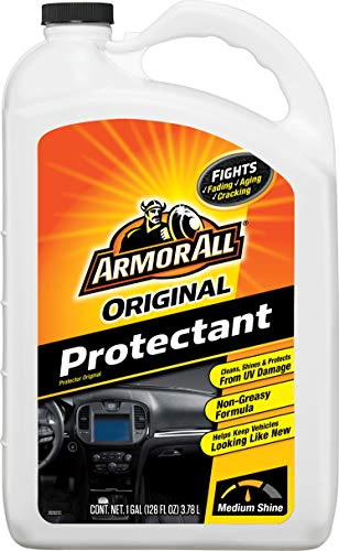 Armor All Interior Car Cleaner Protectant Refill – Cleaning for Cars & Truck & Motorcycle, 1 Gallon Bottles, 10710