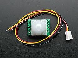 Adafruit Pir Motion Sensor