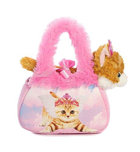 Aurora World Fancy Pals Pretty PrInc.ess Kitty Playset, Pink, 7