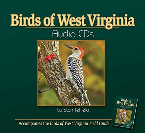 Birds of West Virginia Audio (Bird Identification Guides)