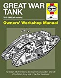 Great War Tank: 1915-1945 (all models)