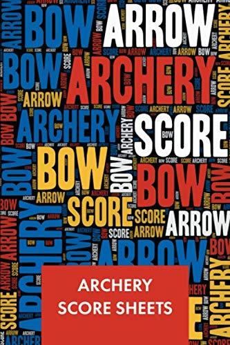 archery score target - 4