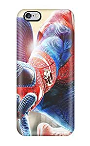 Durable Protector Case Cover With The Amazing Spider-man 30 Hot Design For Iphone 6 Plus