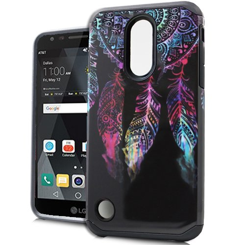 best cheap 4e019 520d6 Phone Case for Straight Talk LG Rebel 2 4G LTE / LG Fortune / LG Phoenix-3  GoPhone AT&T / T-Mobile LG Aristo / LG V1 / LG LV3, Screen Protector + ...