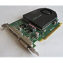 HP 671136-001 NVIDIA Quadro 2000 PCIe 2.0 x16 graphics card - With 1GB GDDR5 SDRAM memory