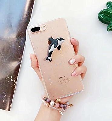 coque iphone 6 balaine 3d