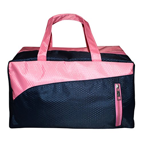 Beach Bag, HiCool Dry Wet Depart Bag, Multi-purpose Waterproof Bag, Great for Swimming, Surfing, Hot Spring, Beach Trip (Pink)