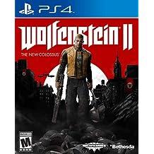 Wolfenstein II: The New Colossus - PlayStation 4 - Standard Edition