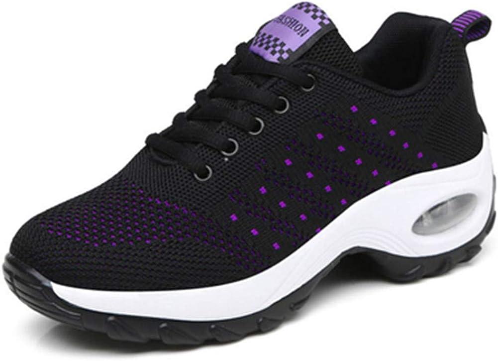 Zapatillas de Correr para Mujer Zapatillas de Deporte para Correr ...