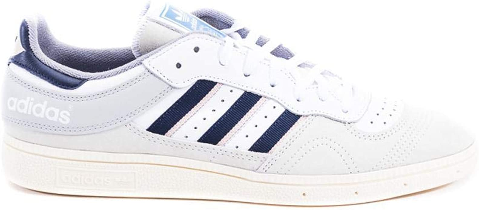 adidas Originals Handball Top, Raw White Collegiate Navy