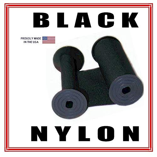 DBP Widmer T, D, N Series Time Stamp Ink Ribbon, Black Nylon, 1096-0100
