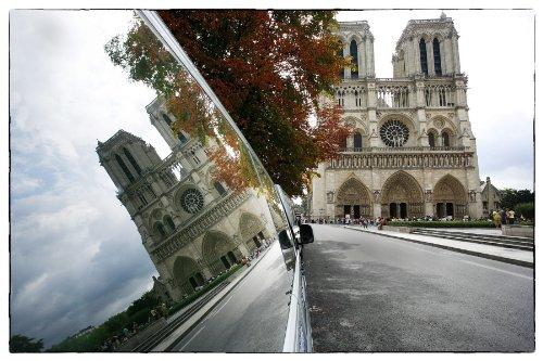Reflections on Notre Dame de Paris