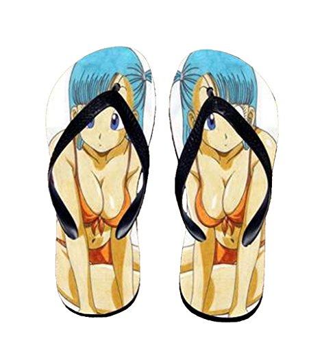 Bromeo Dragon Ball Anime Unisex Flip Flops Chanclas 888