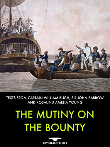 Image result for Mutiny of the Bounty by Sir John Barrow