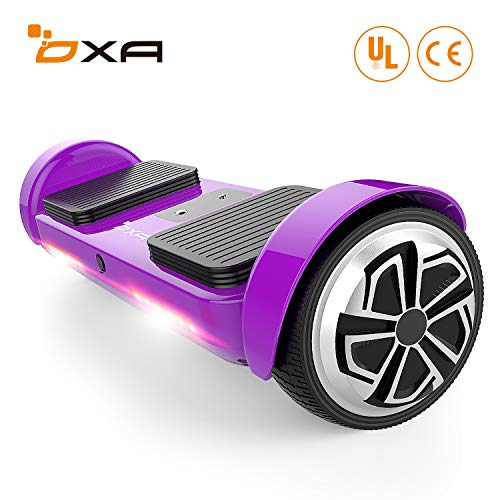 OXA Hoverboard - UL2272 Certified Self Balancing Scooter, 20 Lithium Batteries...