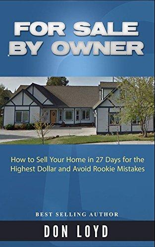 Sale Owner Highest Dollar Mistakes ebook