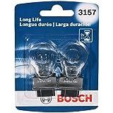 Bosch - Bombillas de larga duración (2 unidades), 3157, 3157