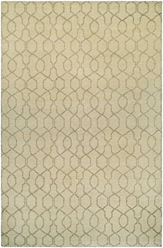 Retrograde Collection (Couristan Contemporary Rectangle Area Rug 9'6