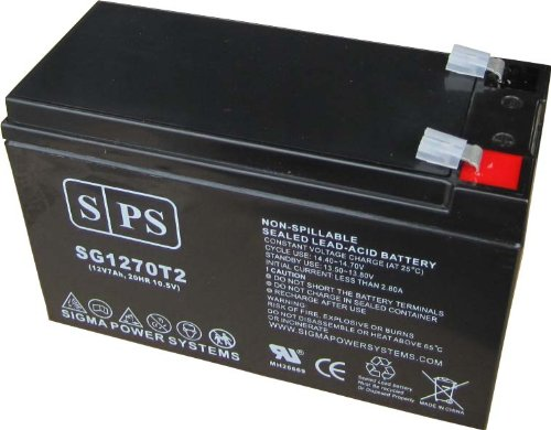 12V 7Ah (From SPS) APC Back-UPS Pro Professional PowerCell UPS Replacement Battery ( 2 Pack) by SPS (Image #1)