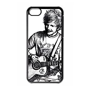 iPhone 5c Cell Phone Case Black Ed Sheeran THN Dual Cell Phone Case
