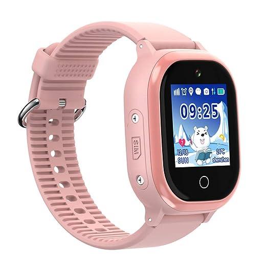 ZXLIFE@@ GPS Smartwatch para Niños, Reloj Inteligente para Niños ...