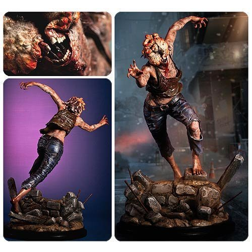 The Last of Us The Clicker 1:4 Scale Statue