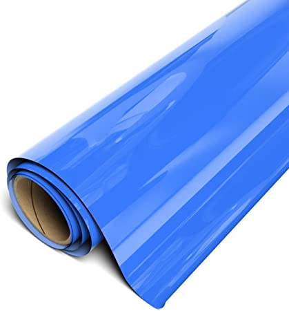 Siser EasyWeed Matte Navy Blue HTV 11.8x5ft Roll Iron on Heat Transfer Vinyl
