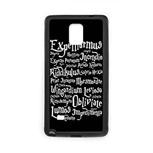 Galaxy Note 4 Case, Harry Potter Samsung Galaxy Note 4 Case Slim Fit Premium Protective Case for Samsung Galaxy Note 4