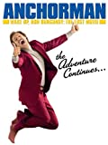 DVD : Anchorman: Wake-Up, Ron Burgundy: The Lost Movie