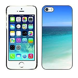 Print Motif Coque de protection Case Cover // V00002643 playa Riviera Cancún Tulum // Apple iPhone 5 5S 5G
